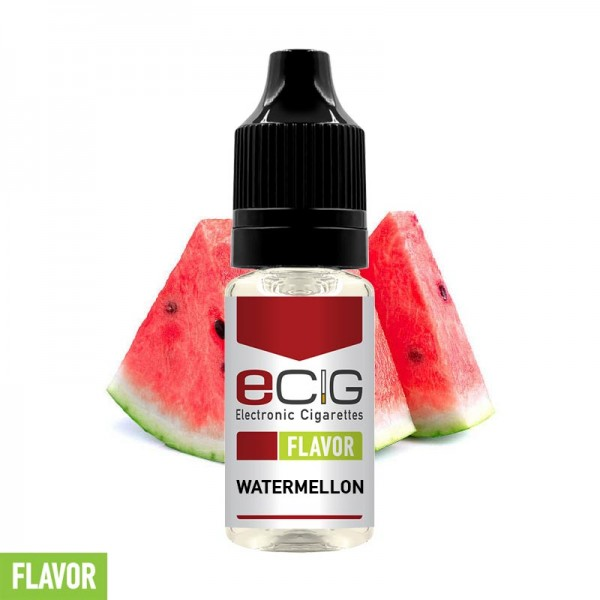 eCig Flavors - Watermelon Concentrate 10ml