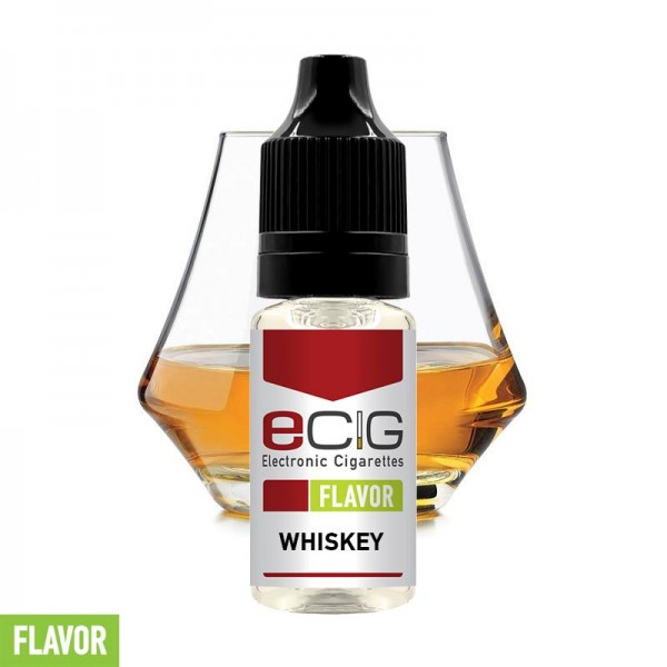 eCig Flavors - Whisky Concentrate 10ml