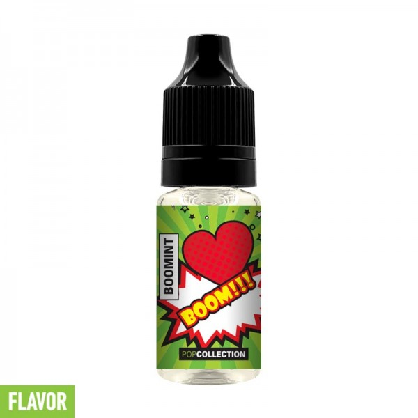 eCig Flavors - POP Collection - BooMint  Concentrate 10ml