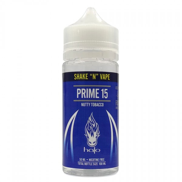Halo Prime 15 SNV 50/100ml