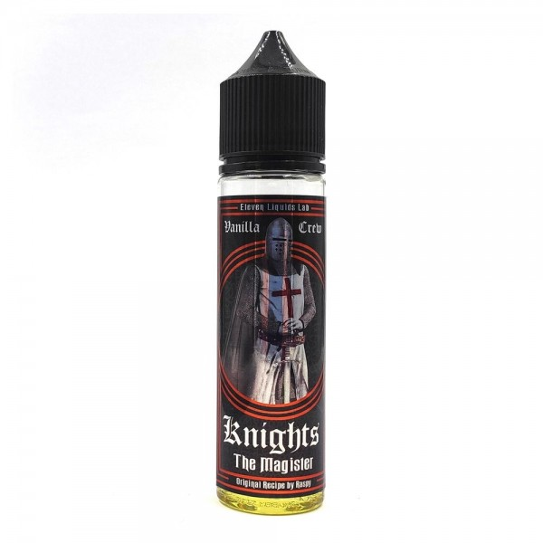 Eleven Liquids Shake & Vape - Knights by Vanilla Crew – The Magister