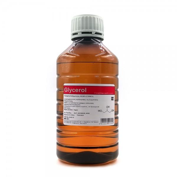 Base Liquid - Vegetable Glycerin Pharm. 99.96%