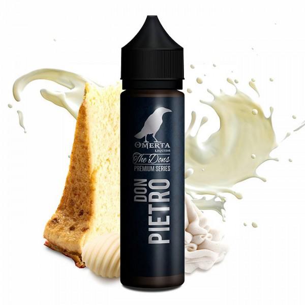 Omerta Flavor Shots - Omerta - Τhe Dons - Don Pietro 20ml/60ml