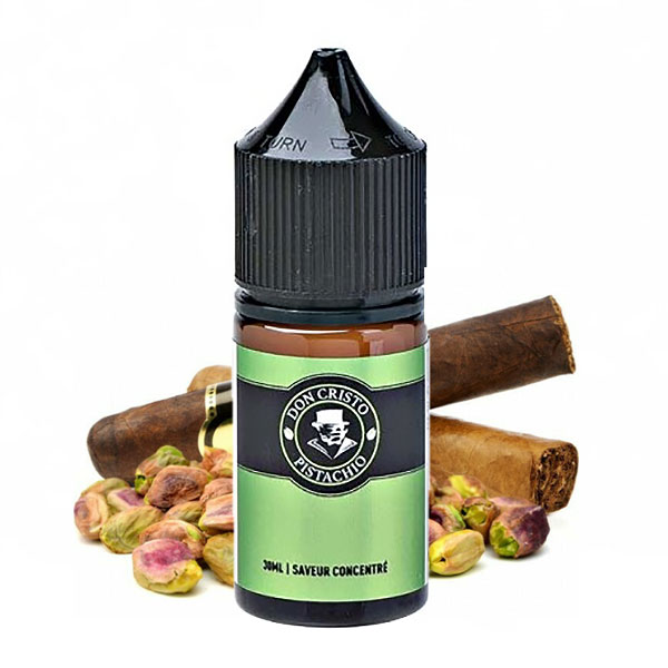 PGVG Labs - Don Cristo Pistachio 30ml
