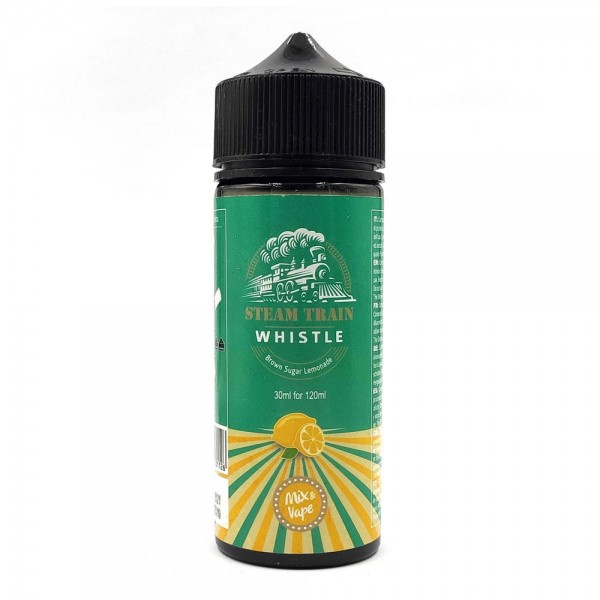 Steam Train Shake & Vape - Steam Train - Whistle Flavor Shot 30/120ml