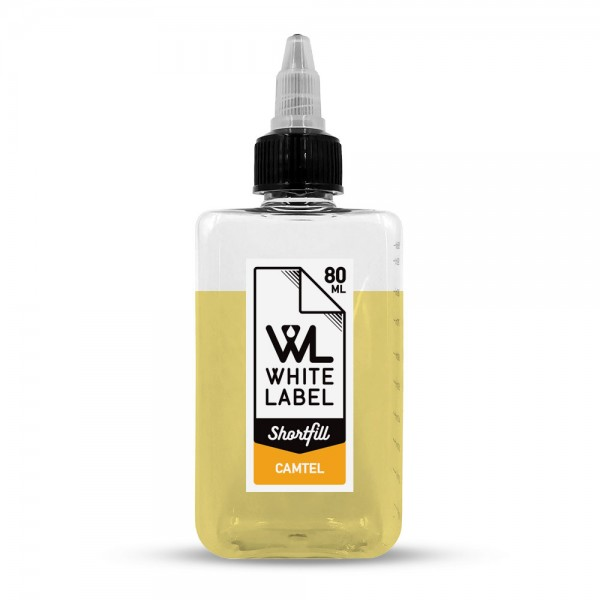 Camtel - White Label Shortfill 80/100 ml