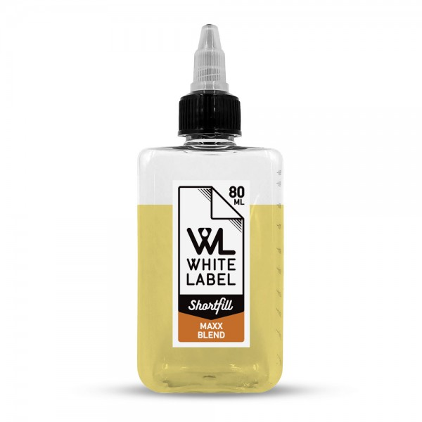 - Maxx-Blend - White Label Shortfill 80/100 ml