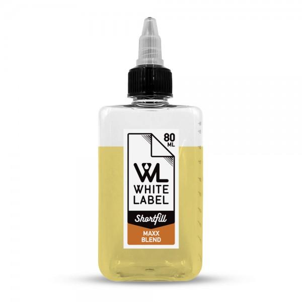Maxx-Blend - White Label Shortfill 80/10...