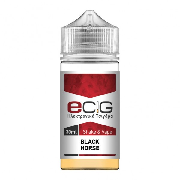 White Label Shake & Vape - Black Horse - White Label SNV 30ml / 100ml