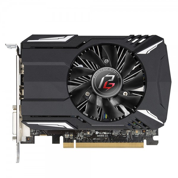 Bulk Products - Graphics Card - Asrock Radeon RX 550 2GB Phantom Gaming