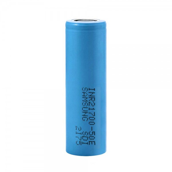 Batteries For Mods - Samsung INR21700-50E 5000mAh 10A Battery