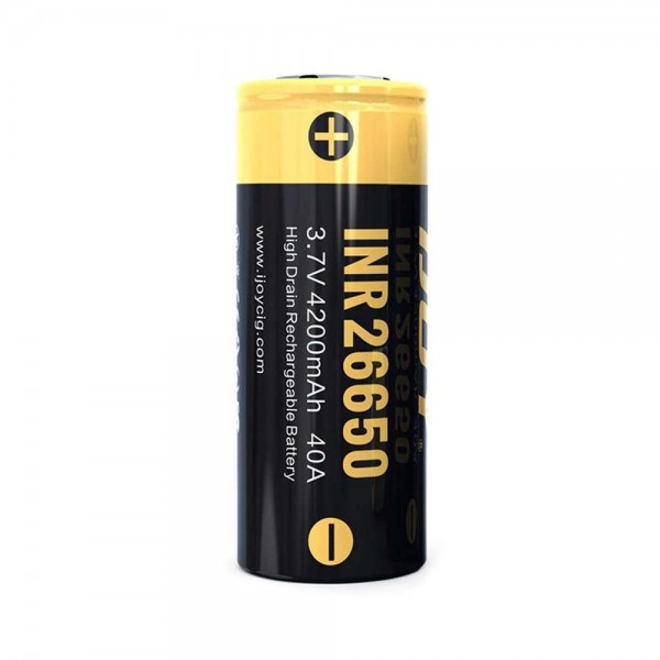 Batteries For Mods - Battery iJoy INR26650 4200mAh 40A