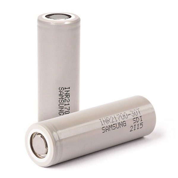 Batteries - Samsung INR21700-30T 21700 3000mAh