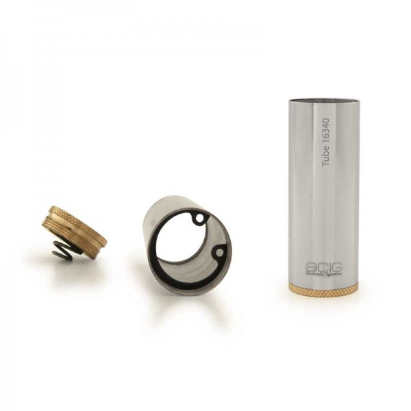 eCig 16340 Battery Tube eMode