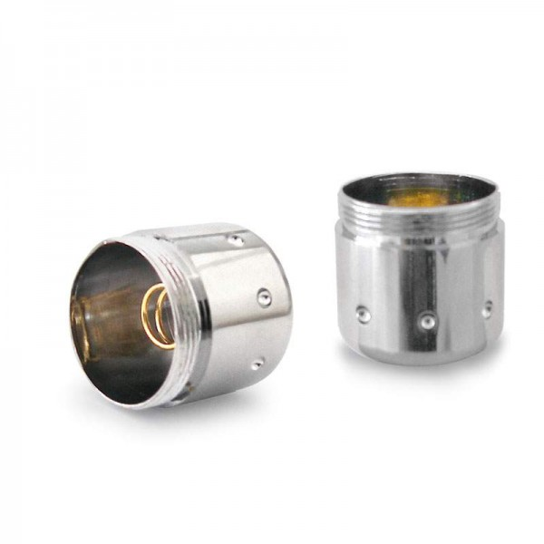 Mod Parts - SMOK VV Zmax Battery Extension CAP 2x18350