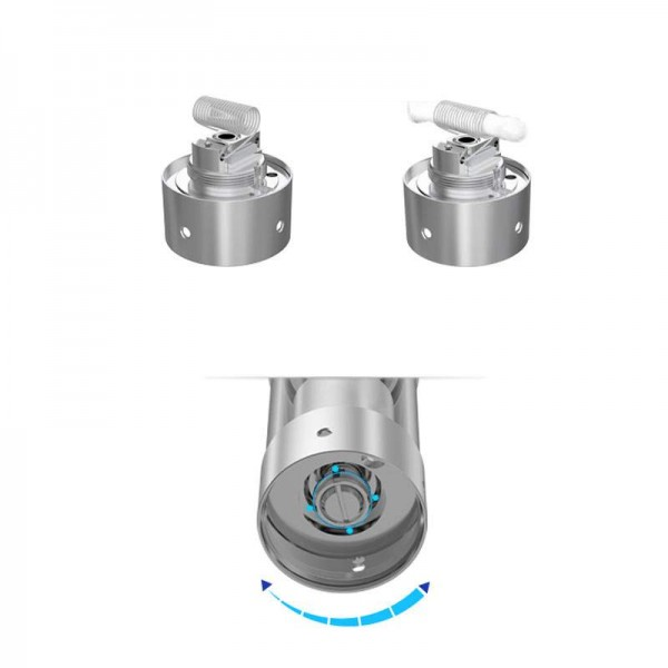 RTA - eCig Lemo Drop Atomizer SS