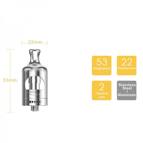 Non Repairable - Aspire Nautilus 2 Atomizer