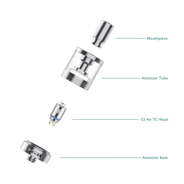Atomizer Parts - Eleaf GS Tank Atomizer Tube Part