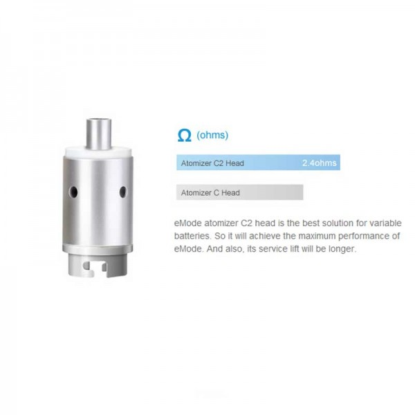 Non Repairable - Joyetech eMode VV Atomizer Kit