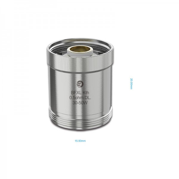 Coil Heads - Joyetech BFxl Kth DL Head 0.5ohm 1x5