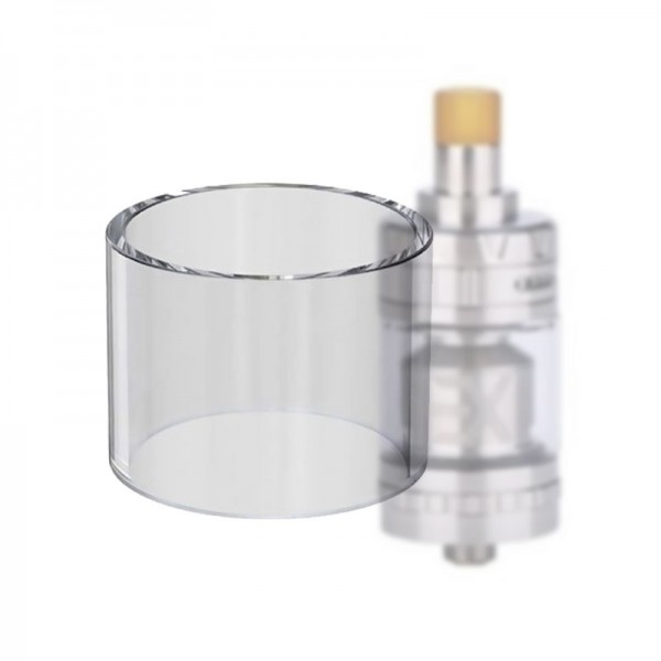 Replacement Tank Tubes - eXvape Expromizer V4 MTL RTA Glass Tube
