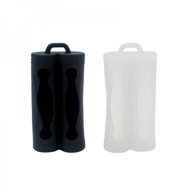 Cases - 18650 Double silicone case