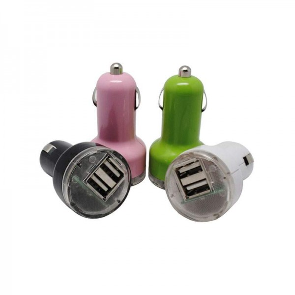 eCig USB DUAL Car Charger