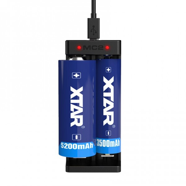 Chargers - Xtar MC2 Charger