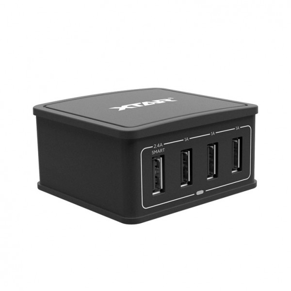 Chargers - XTAR 4U USB Charger