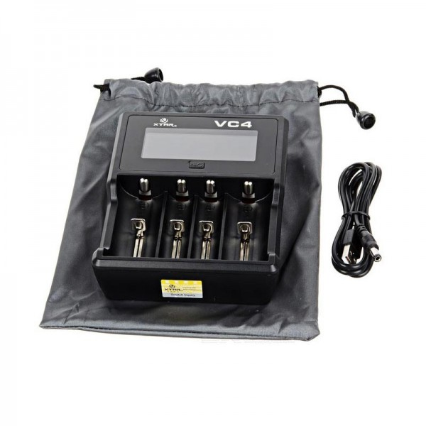 Chargers - Xtar VC4 Charger