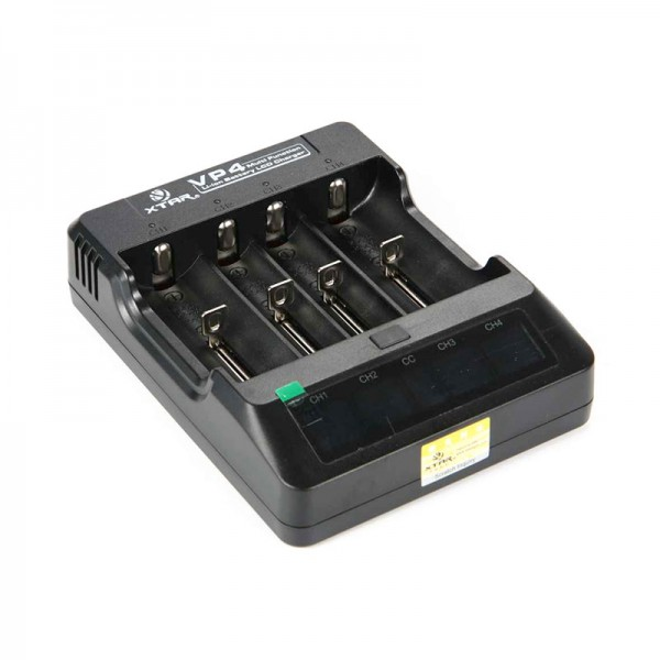Chargers - Xtar VP4 Charger