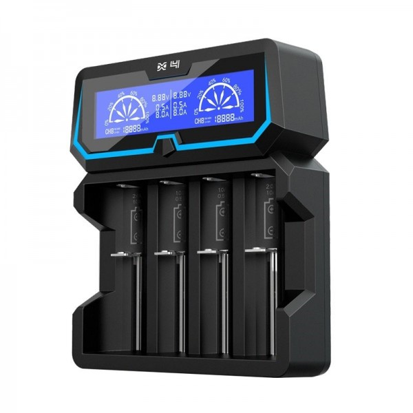 - XTAR X4 Battery Charger