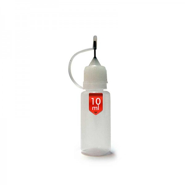 Bottle 10ml PET with Pin