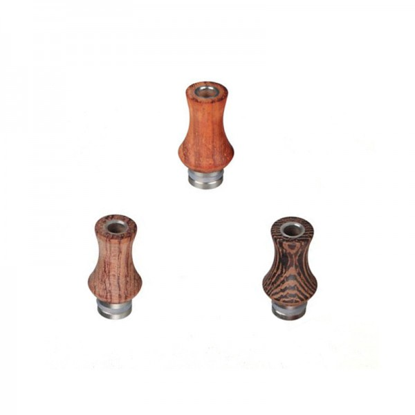 Filters & Drip Tips - Rose Wood Drip Tip Vase Long