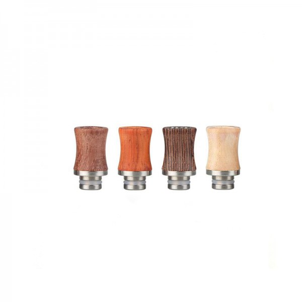 Rose Wood Drip Tip Vase Short