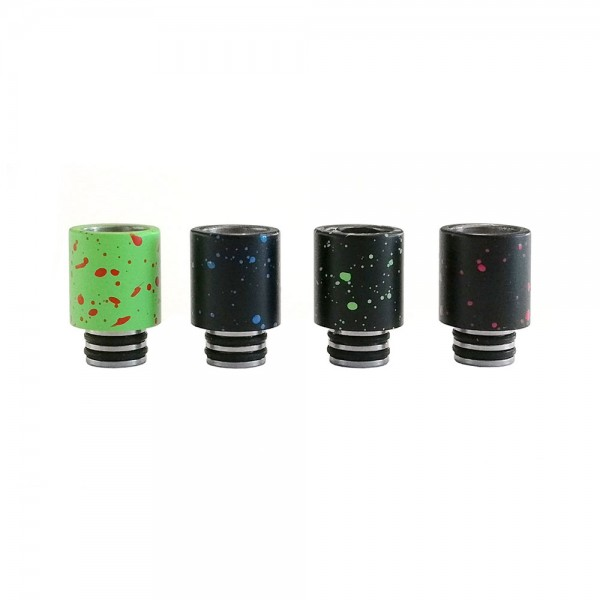 Filters & Drip Tips - 510 Metal Drip Tips