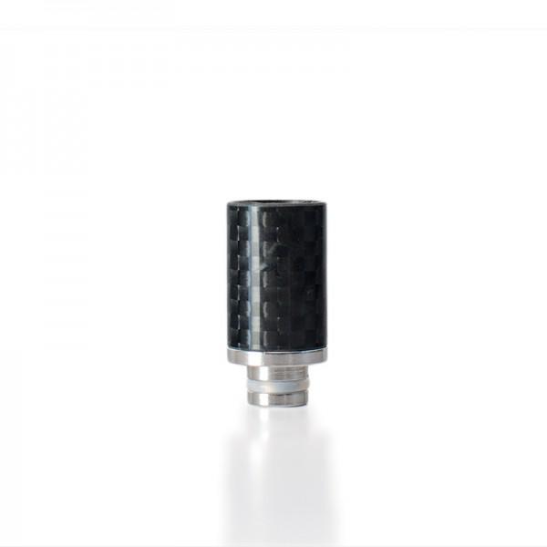 Carbon Fiber Drip Tip  A