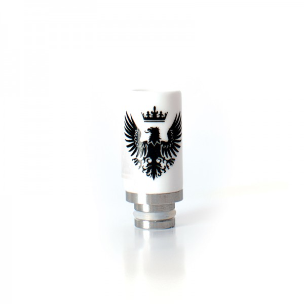 Drip Tip Ceramic Eagle Flat