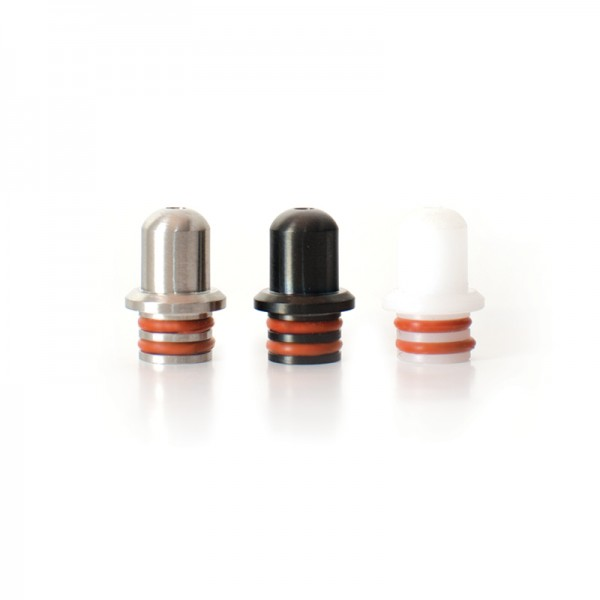 Filters & Drip Tips - Drip Tip T + Red Silicones
