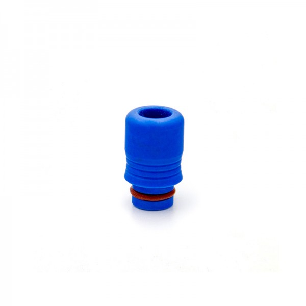 Filters & Drip Tips - Drip Tip Teflon Blue Big Fat