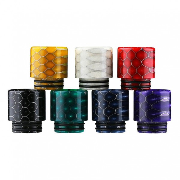 Filters & Drip Tips - Demon Killer - Cobra Resin 810 Drip Tip