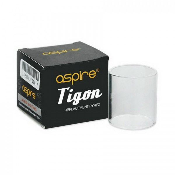 Atomizer Parts - Aspire Tigon Glass Tube 2ml