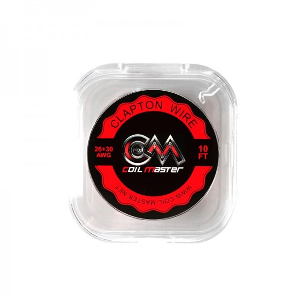 CoilMaster K Clapton Wire 26+30 AWG 3m