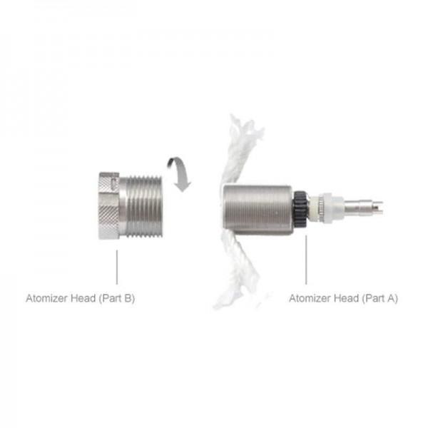 Coil Heads - Eleaf eCig RBA Magoo Type B Atomizer Head