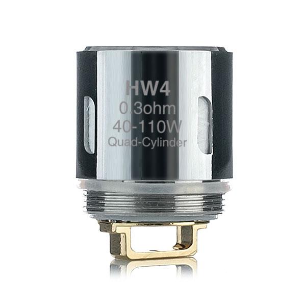 Eleaf Hw4 Quad Cylinder 0.3ohm Coil