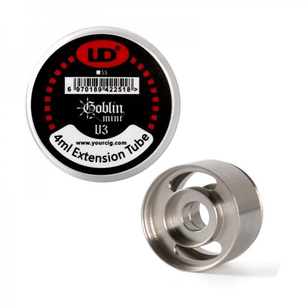 Atomizer Parts - UD Goblin mini V3 Extension SS tube