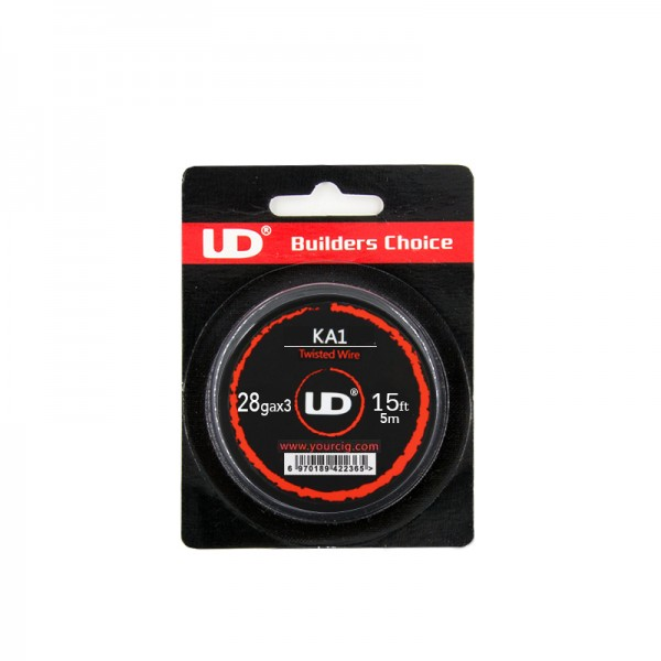 UD Kanthal Twisted Wire 28ga X 3