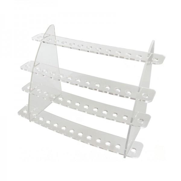 eCig Plexi Glass Drip Tip Stand