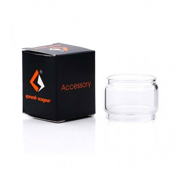 Atomizer Parts - Geekvape Zeus (Subohm 5ml - X 4.5ml - Dual 5.5ml) Bubble Glass