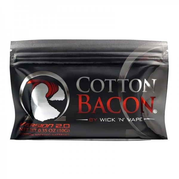 Wick N Vape Cotton Bacon V2 10gr